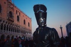 Masks in Venice, Italy Stock Image