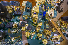 Masks, Venice, Italy Royalty Free Stock Photography