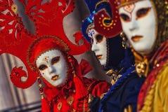 Masks in Venice, Italy Stock Photos