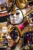 Masks, Venice, Italy Stock Photography