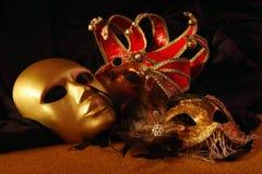 maskuje venetian Obraz Royalty Free