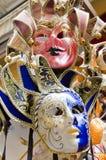 maskuje venetian Zdjęcie Stock