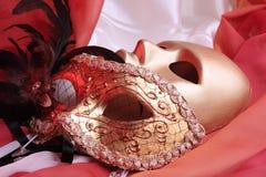 maskuje venetian Zdjęcie Royalty Free