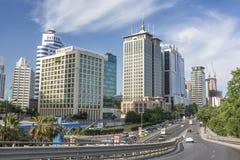 Maslak, Istanbul, Turkey Stock Images