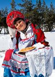 Maslenitsa Royalty Free Stock Photos