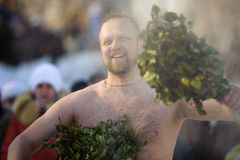 Maslenitsa (Shrovetide) in Russia Stock Photography