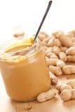 masło arachid Zdjęcia Stock