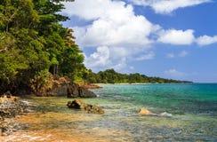 Masoala coast Stock Images