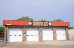Mason Tennessee Fire Department Royalty-vrije Stock Afbeeldingen