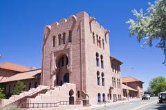 Masonic Center in Santa Fe royalty free stock photography