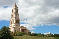 Masonic Memorial. The impressive, towering home of the George Washington Masonic Memorial, Alexandria, Virginia Royalty Free Stock Image
