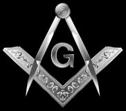 Free Masonic Square And Compass Stock Images - 15142344