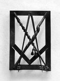 Masonic symbol Stock Photography