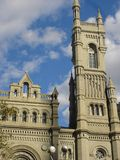 Masonic Temple. In Philadelphia royalty free stock photo