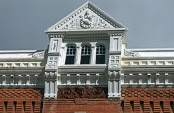Masonic Temple in Georgetown. Royalty Free Stock Images