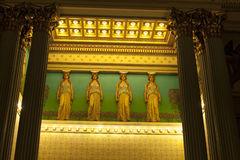 Masonic Temple Royalty Free Stock Photography