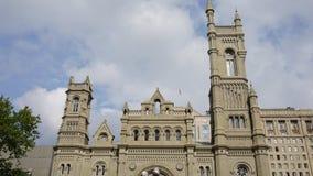 Masonic Temple in Philadelphia Royalty Free Stock Photo