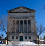 Masonic Temple Royalty Free Stock Photography