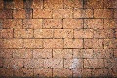 Masonry Block Walls. Royalty Free Stock Image