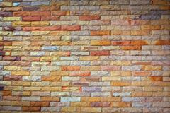 Masonry block walls. Stock Photography