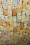 Masonry block walls. Stock Image