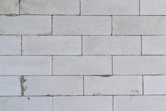 Masonry block walls for abstract texture background Stock Photos