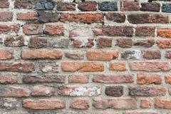Masonry of city wall Stock Images