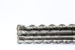 Masonry drill bit Stock Photo
