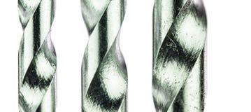 Masonry Drill Bits Set II Royalty Free Stock Images