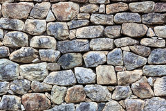 Masonry of the incas Royalty Free Stock Image
