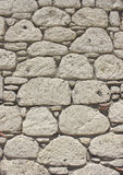 Masonry of limestone 1 Royalty Free Stock Photos
