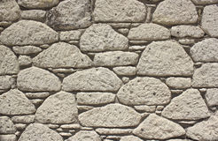 Masonry of limestone 2 Stock Images