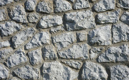Masonry Stone or Brick Wall Stock Photography