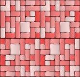 Masonry stone wall beautiful banner wallpaper design illustratio Royalty Free Stock Photography