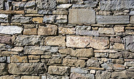 Masonry stone wall Royalty Free Stock Photography