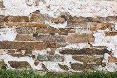 Masonry stone wall Stock Images