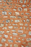 Masonry texture in Albarracin Teruel Stock Photos