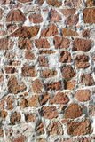 Masonry wall. Royalty Free Stock Photos