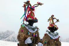 Free Masopust Carnival. Ceremonial Shrovetide Procession, Czech Republic. Stock Photos - 49832663