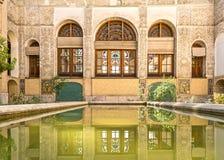 Masoudieh Historic Mansion Royalty Free Stock Image