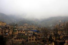 Masoule, Gilan,伊朗 库存照片