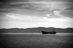 Masowy statek Zdjęcia Stock