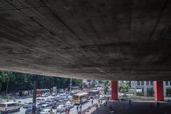Masp i Sao Paulo arkivfoton