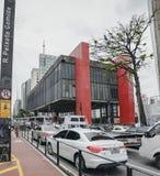 MASP muzeum, Sao Paulo SP Brazylia zdjęcia stock