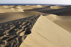 Maspalomas Royalty Free Stock Photos