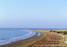 Maspalomas Royalty Free Stock Images