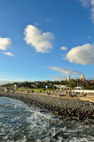 Maspalomas coast Royalty Free Stock Photo
