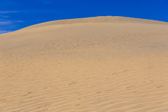 Maspalomas Duna - Desert in Canary island Canaria Stock Images