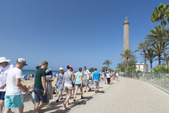 Maspalomas Stock Photography