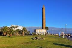 Maspalomas Lighthouse Stock Image